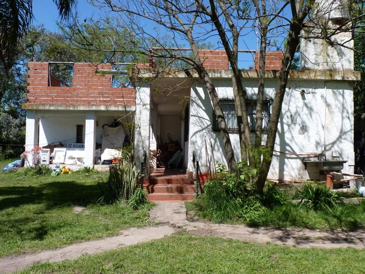 casa 3 ambientes, dependencia,casa mas departamento,parque