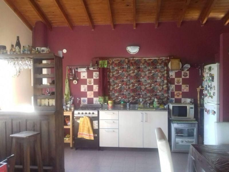 casa 3 ambientes en barrio semicerrado. pilar