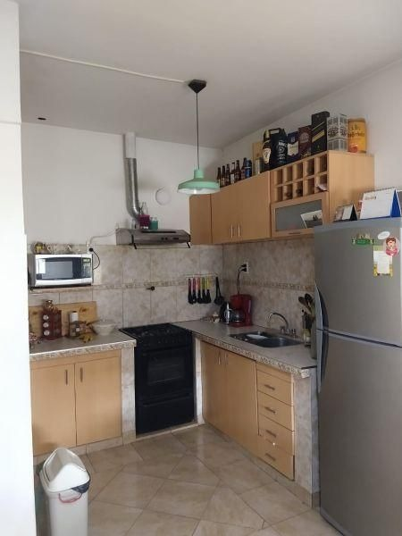 casa 3 ambientes en una sola planta merlo - barrio pompeya