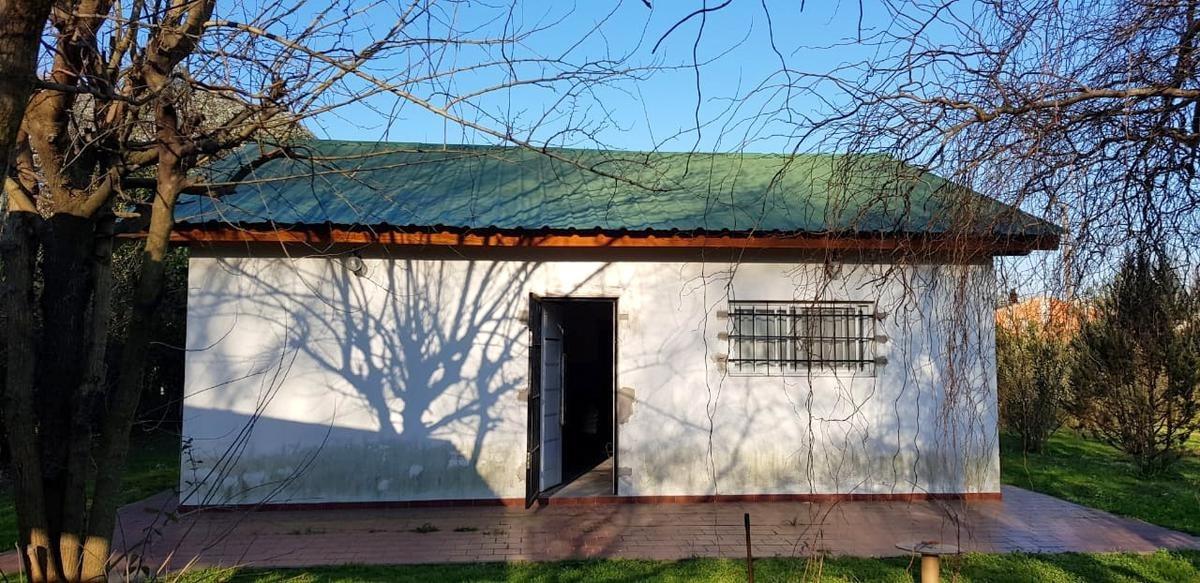 casa 3 ambientes - francisco alvarez