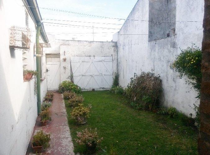 casa 3 ambientes mas deposito y galpón
