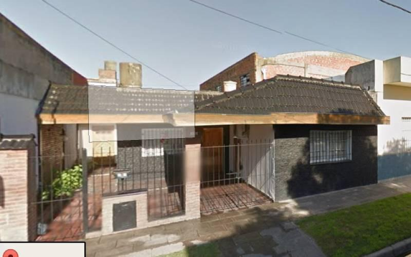 casa 3 ambientes   taller - haedo