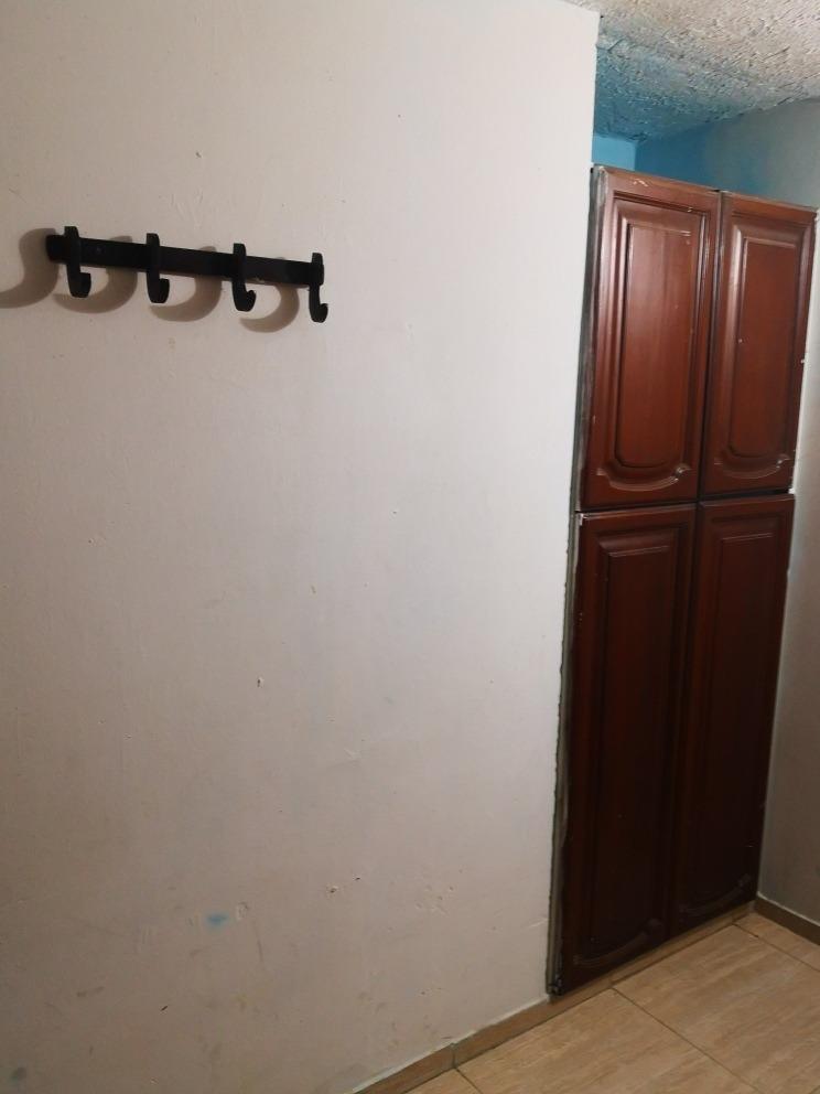 casa 3 cuarto 1 baño, amueblada, se arrienda