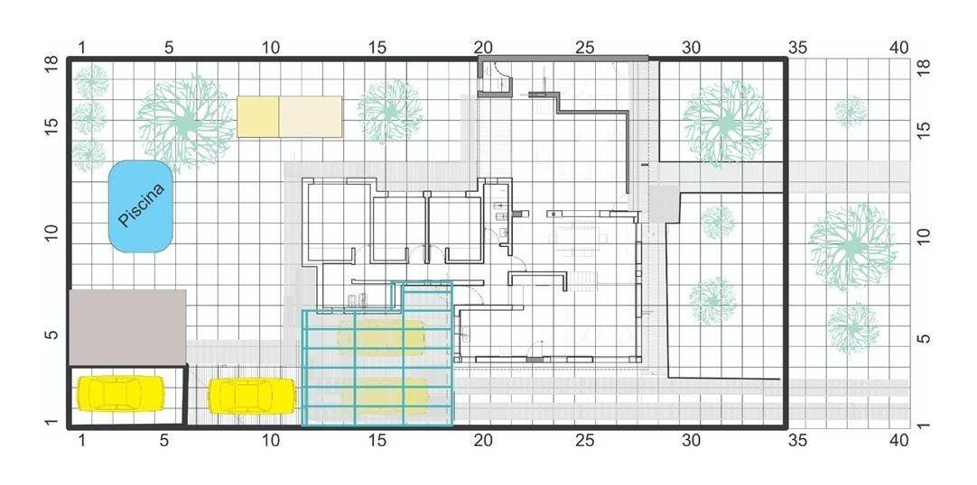 casa 3 dorm, 2 baños, fondo c/picina, parr y gje