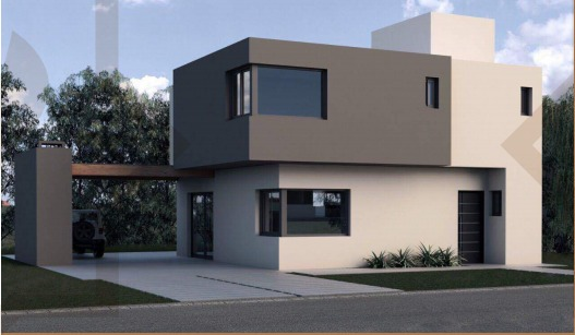 casa 3 dorm. housing la reserva village 130 cub / 450 ter
