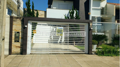 casa, 3 dormitórios, 180 m², centro - 169825