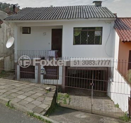 casa, 3 dormitórios, 180 m², vila nova - 151624