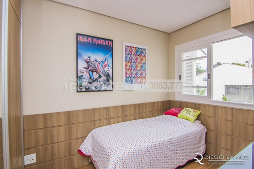 casa, 3 dormitórios, 184 m², ipanema - 164607