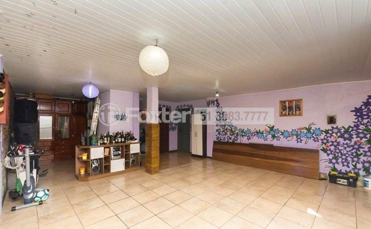 casa, 3 dormitórios, 192 m², vila nova - 192458