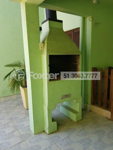 casa, 3 dormitórios, 208 m², são josé - 182097