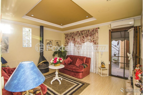 casa, 3 dormitórios, 297 m², jardim botânico - 158806