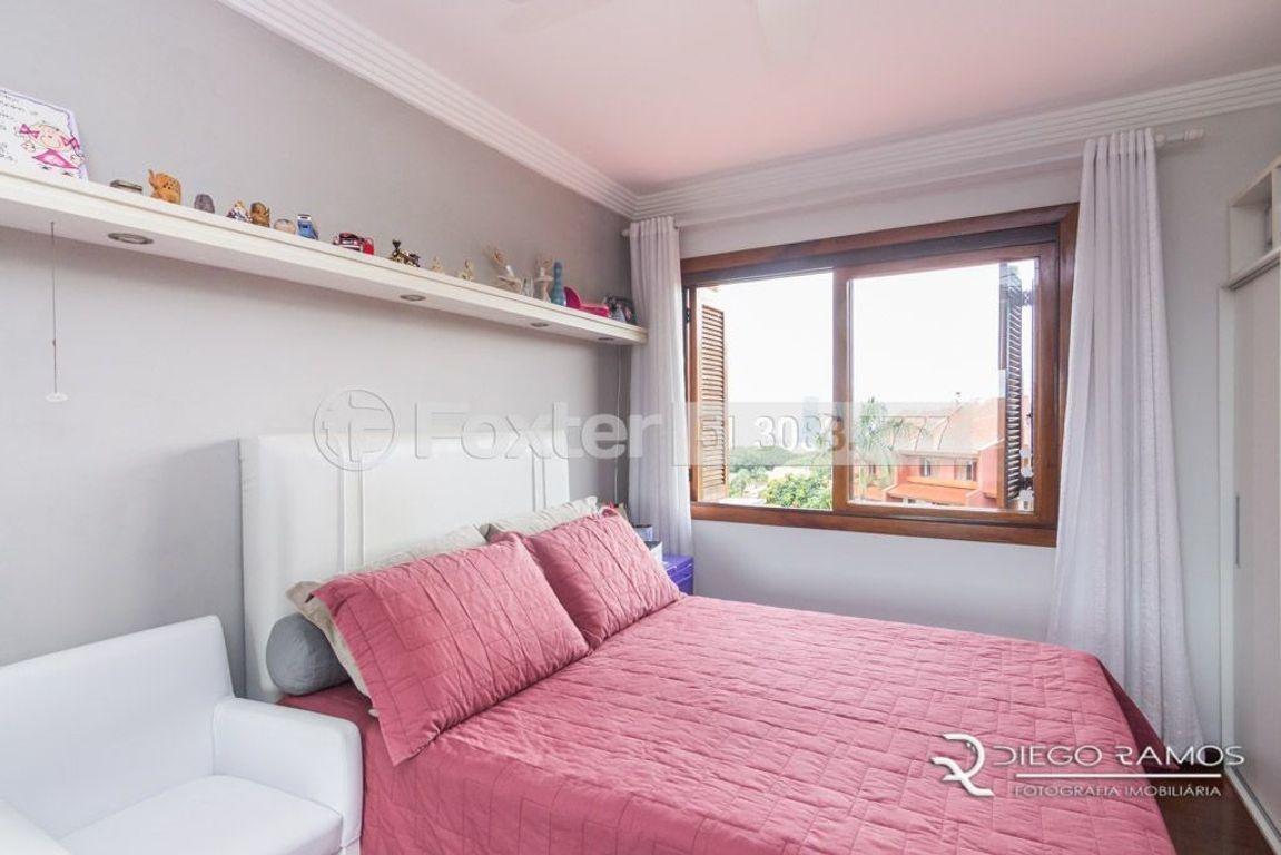 casa, 3 dormitórios, 423 m², cristal - 118641