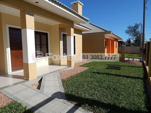 casa, 3 dormitórios, 90 m², nova tramandaí (distrito) - 169881