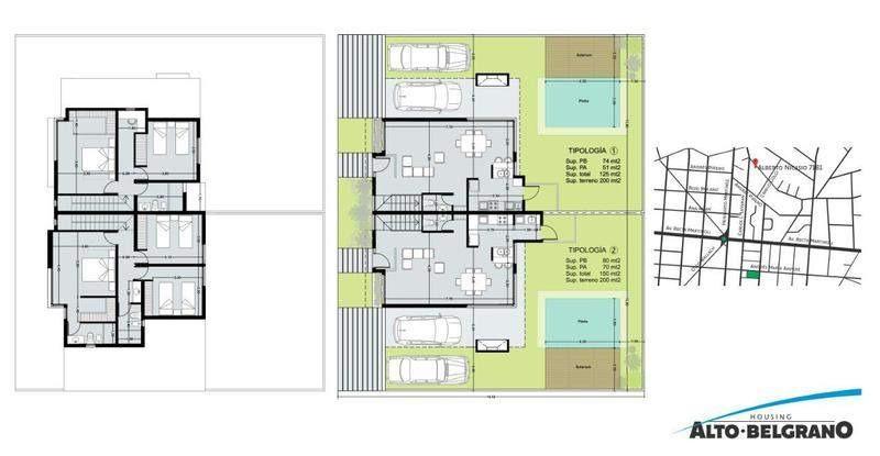 casa 3 dormitorios alto belgrano