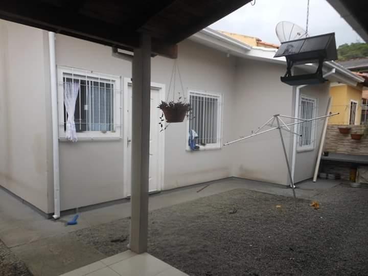 casa 3 dormitórios com edícula - financiável - são sebastião - palhoça/sc - ca2372