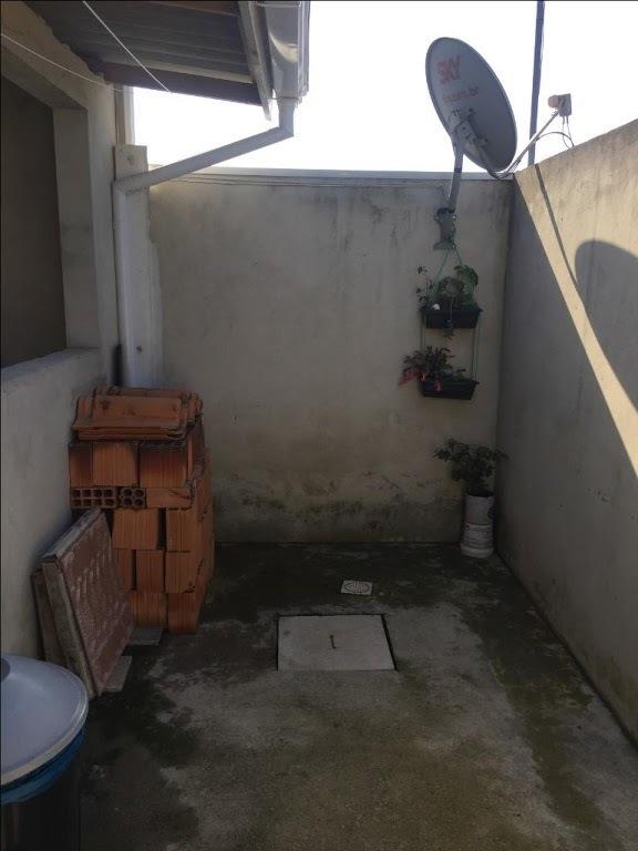 casa 3 dormitórios com suíte, ampliada no condomínio terra nova em palhoça - ca2396