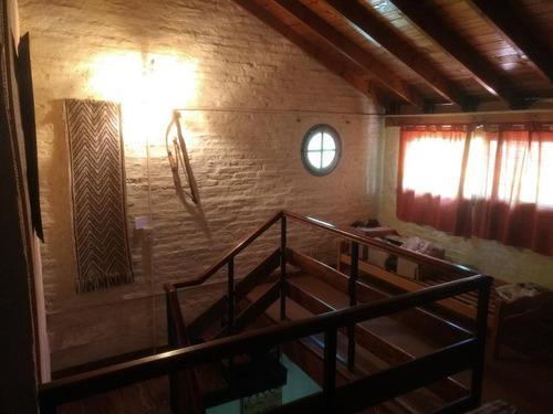 casa 3 dormitorios con amplio parque y pileta en la herradura, los cardales