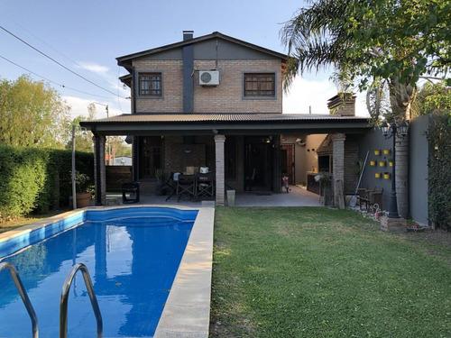casa 3 dormitorios con piscina roldan
