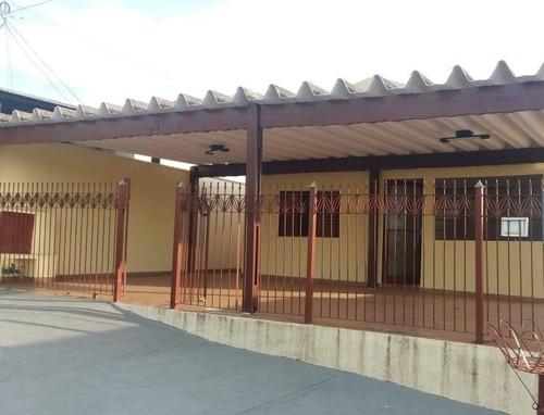 casa 3 dormitórios no antonio zanaga americana sp - cs10v
