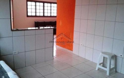 casa 3 dormitórios no itaóca em mongaguá-sp