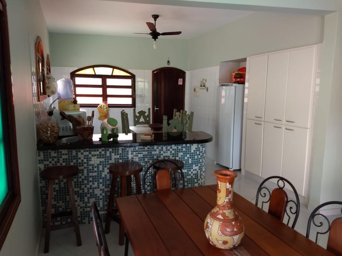 casa 3 dormitórios próximo a praia em itanhaém - sp