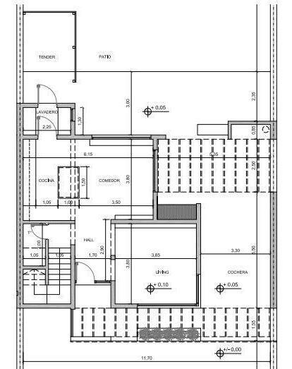 casa 3 dormitorios - riberas de manantiales
