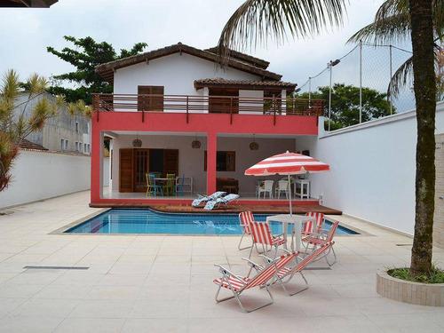 casa 3 dormitórios, são lourenço, bertioga - ca0458