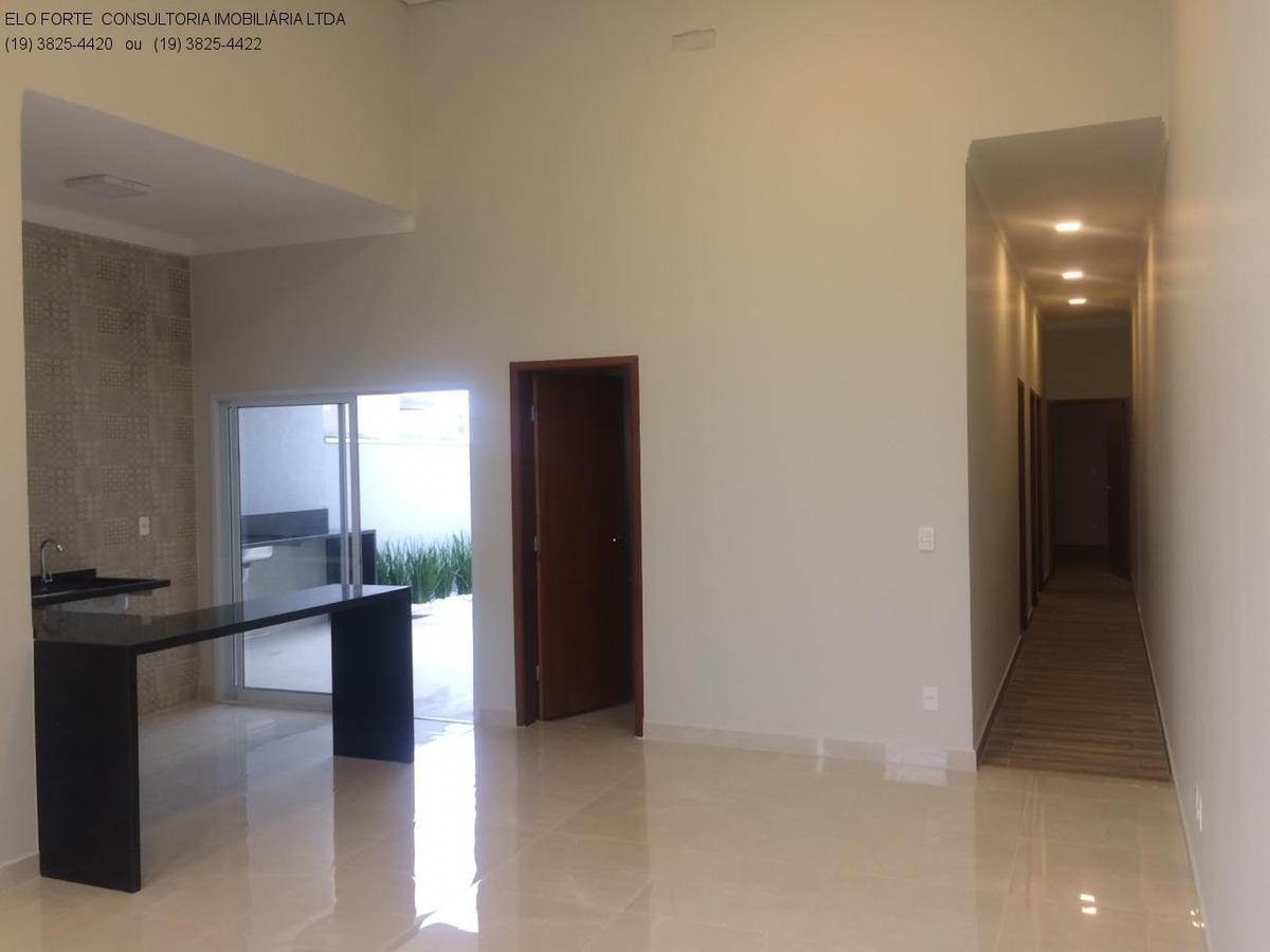 casa 3 dormitórios à venda no condomínio bréscia - ca04510 - 33806989