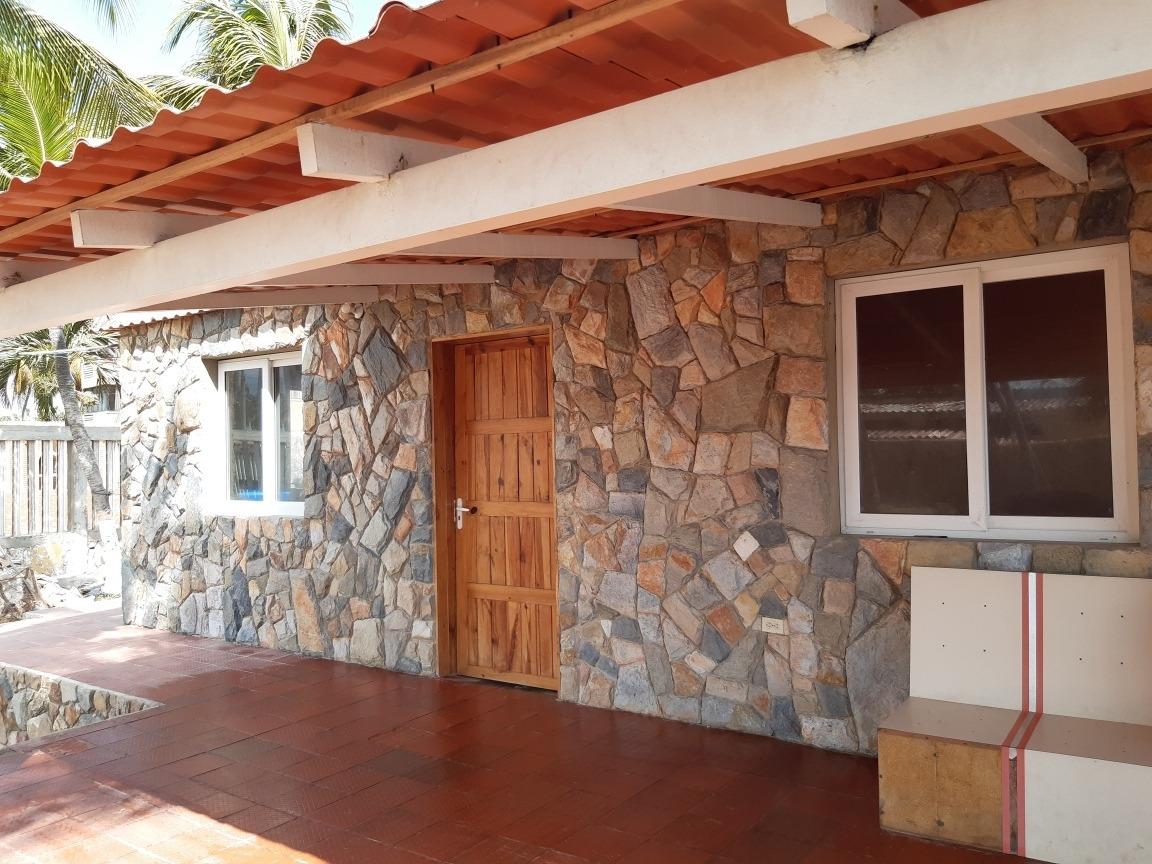 casa 3 habitaciones chichirivichi