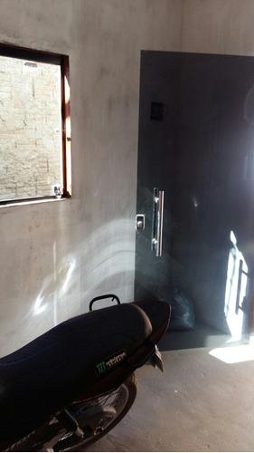 casa 3 qiartos 2 salas , banheiro, garagem para 4 carros