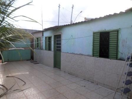 casa 3 qts, 1 suíte, + casa de fundos - lote 300m² abaixo da