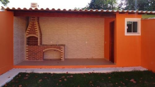 casa 3 quartos com churrasqueira, itaipuaçu - 126