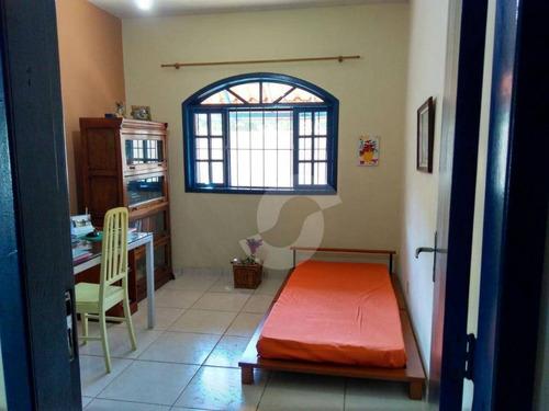 casa 3 quartos em local super tranquilo - ca0459