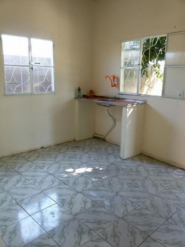 casa 3 quartos em santa cruz, pronta para morar