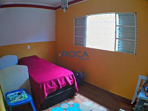 casa - 3 quartos - santa felicia - 15082