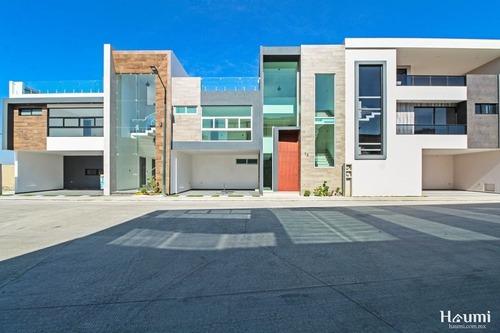 casa 3 recámaras en residencial nobel, cholula