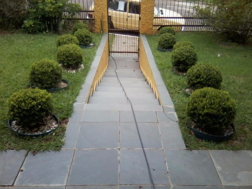 casa 3 stes c/ hidro piscina horta mobiliada z.sul  x imóvel