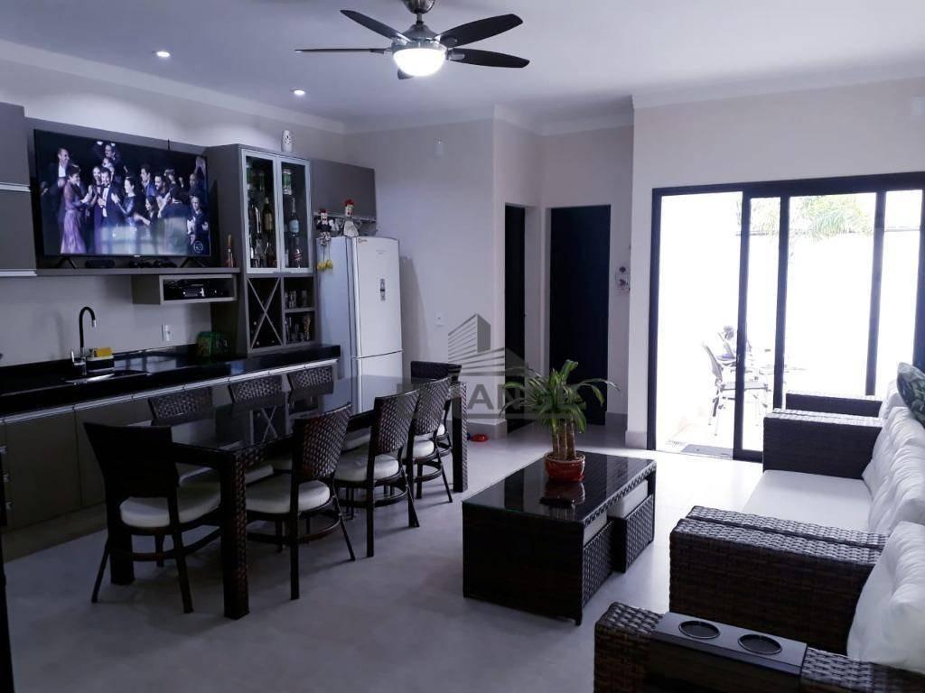 casa 3 suítes com energia fotovoltaica à venda, 208 m² por r$ 1.150.000,00 - swiss park - campinas/sp - ca13476