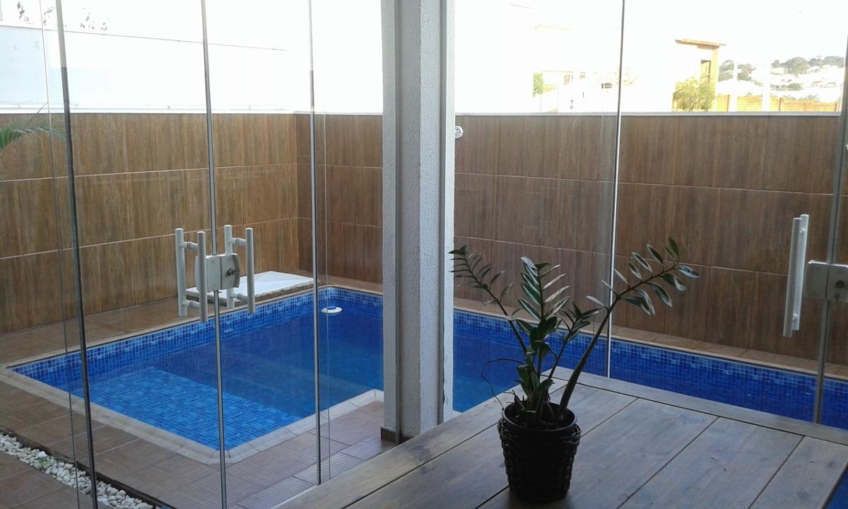 casa 3 suítes com piscina cond. golden park ii sorocaba s/p