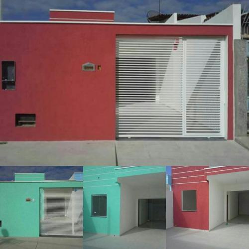 casa 3/4 um suite,documentação inclusa,bem localizada