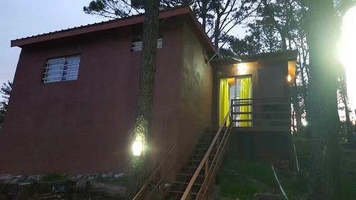 casa 3amb mar azul 2 cuadras del mar se alquila  $ 1600