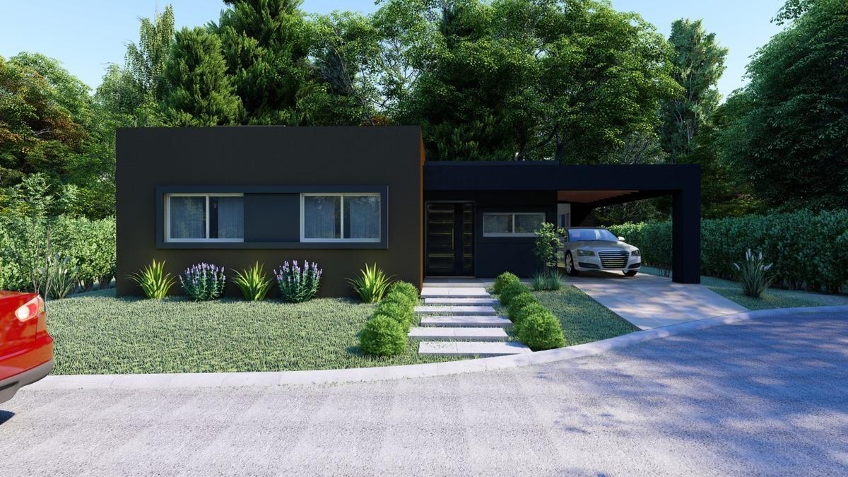 casa 4 amb barrio cerrado de san vicente - a min en canning