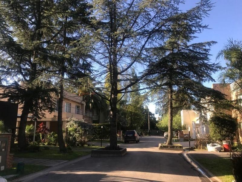 casa 4 amb. en barrio cerrado rincón de leloir - parque lelo