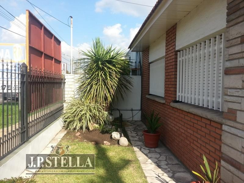 casa 4 amb - lote 198 m² c/cochera - s.justo (ctro)