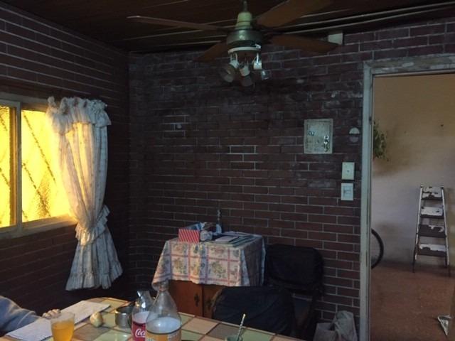 casa 4 ambientes con garage y fondo parquizado
