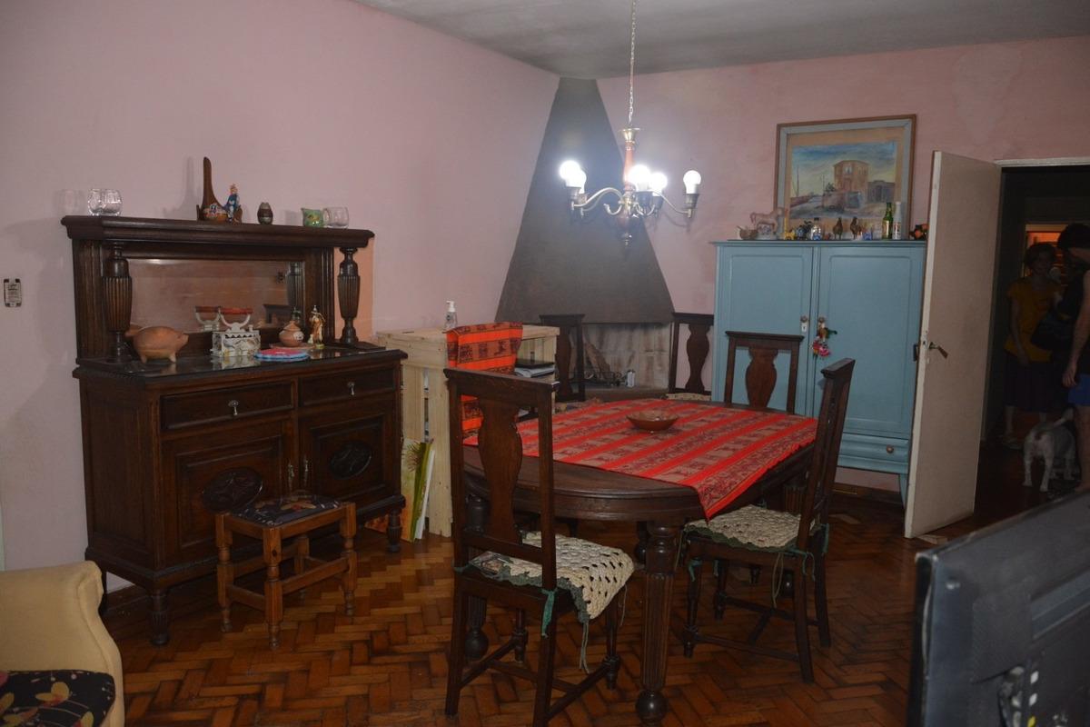 casa 4 ambientes con patio y terraza villa devoto