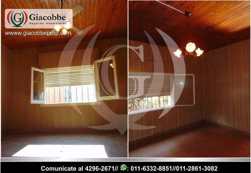casa 4 ambientes ezeiza