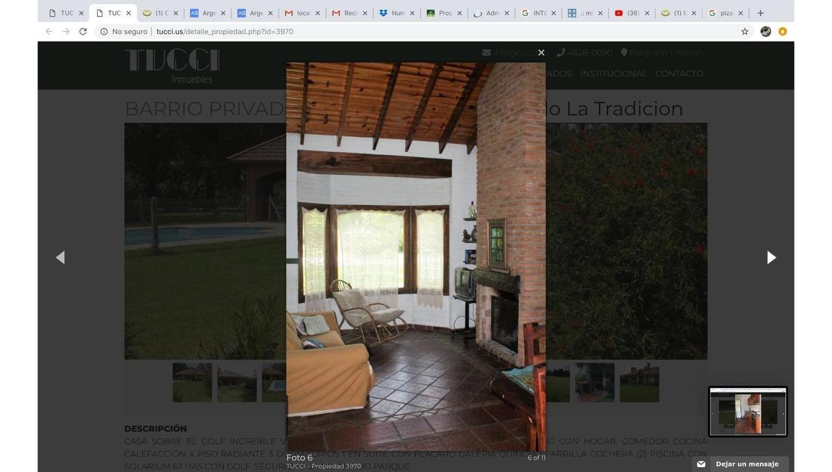 casa 4 ambientes moreno venta vista al golf