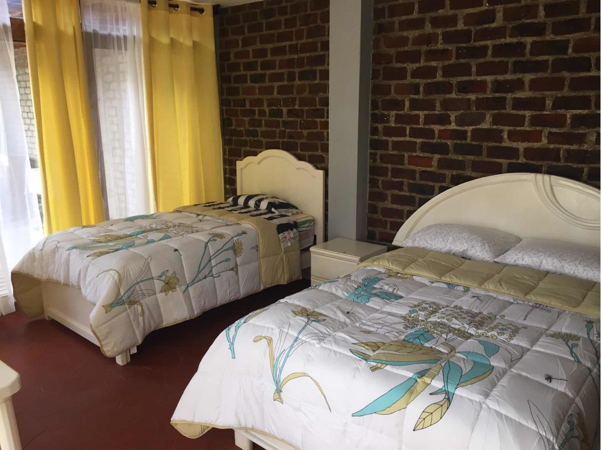 casa 4 dormit. 9 huésped. 388 soles noche. mínimo 2 noches