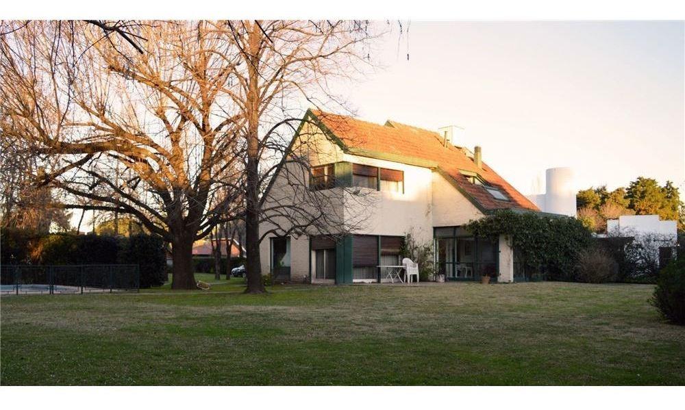 casa 4 dormitorios - campo chico country club